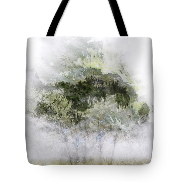 Trees Within Trees Tote Bag by Carol Leigh
