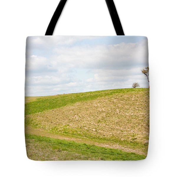 Treesome  Tote Bag by Semmick Photo