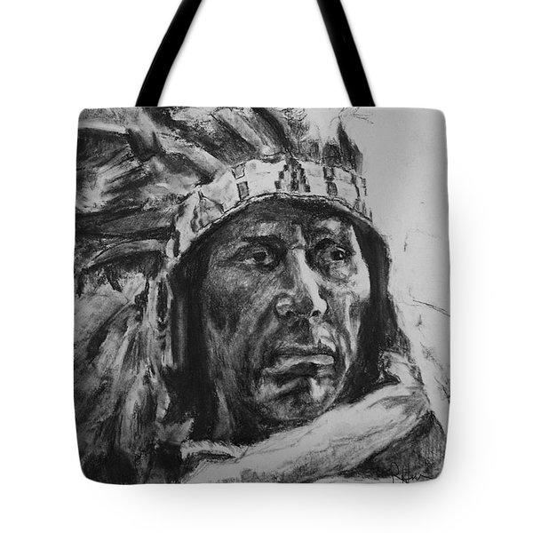 Tribute Tote Bag by Rachel Hames