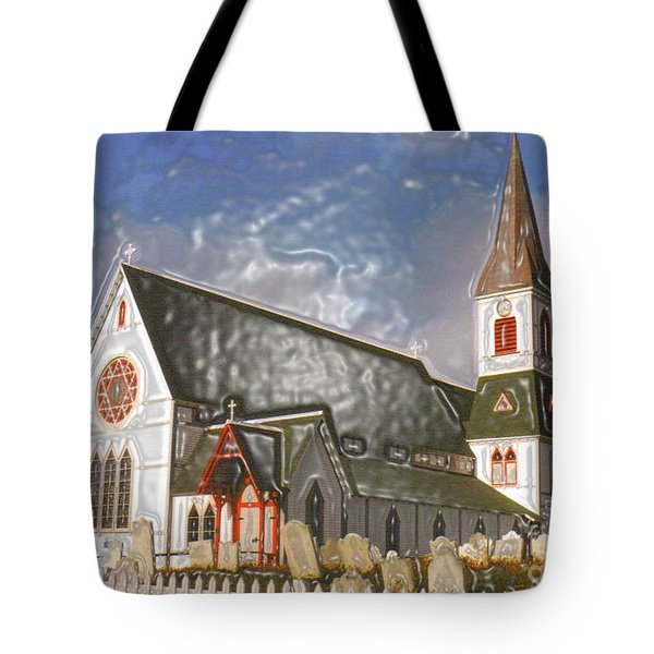 Tote Bag featuring the photograph Trinity  by Lydia Holly