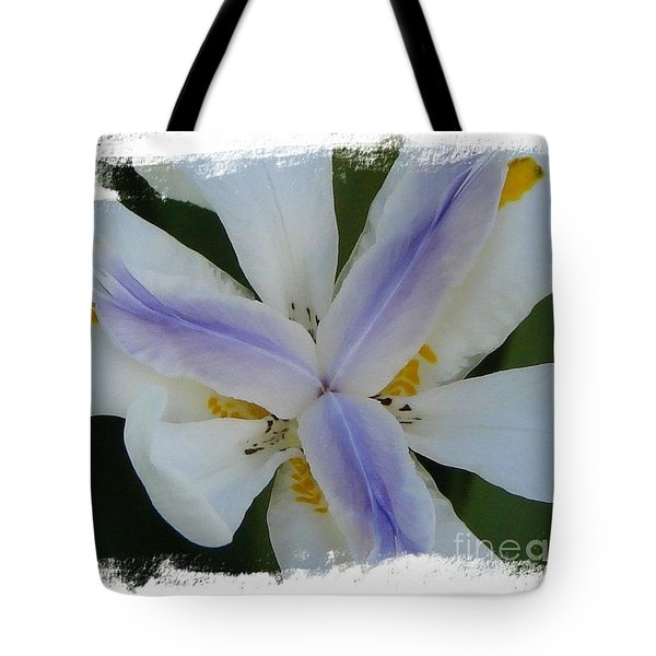 Trinity Tote Bag by Priscilla Richardson