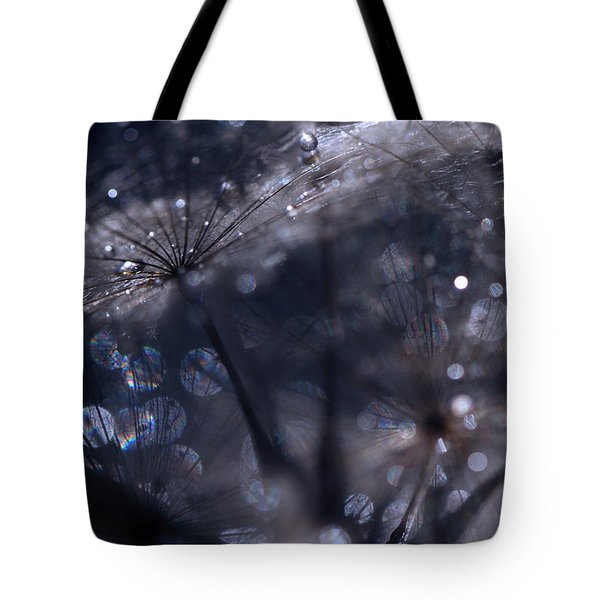 Tote Bag featuring the photograph Nature's Trinkets by Marion Cullen