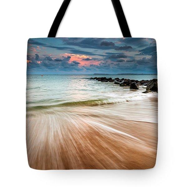 Tropic Sky Tote Bag