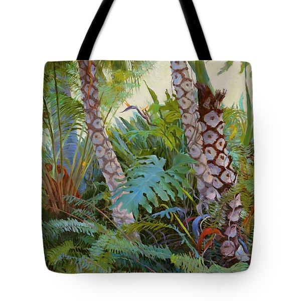 Tropical Underwood Tote Bag