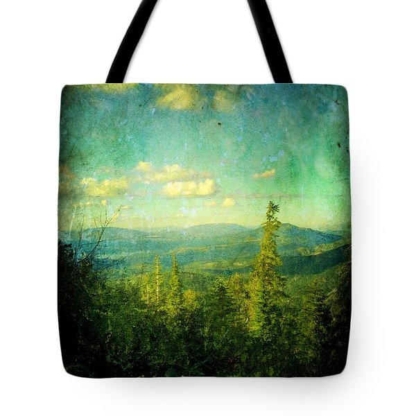 Truckee Trails Tote Bag