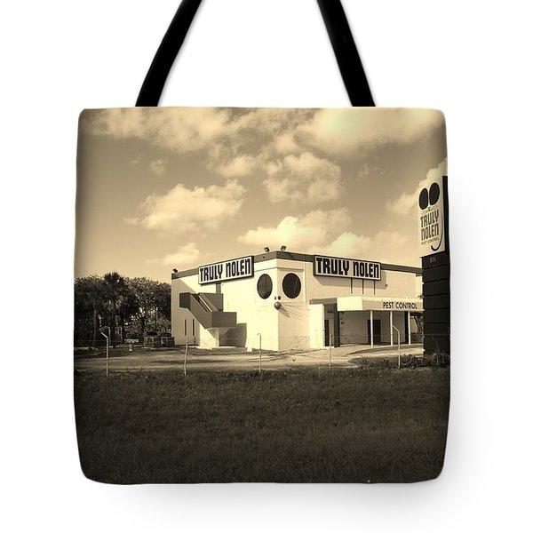 Truly Nolen Tote Bag by Rob Hans