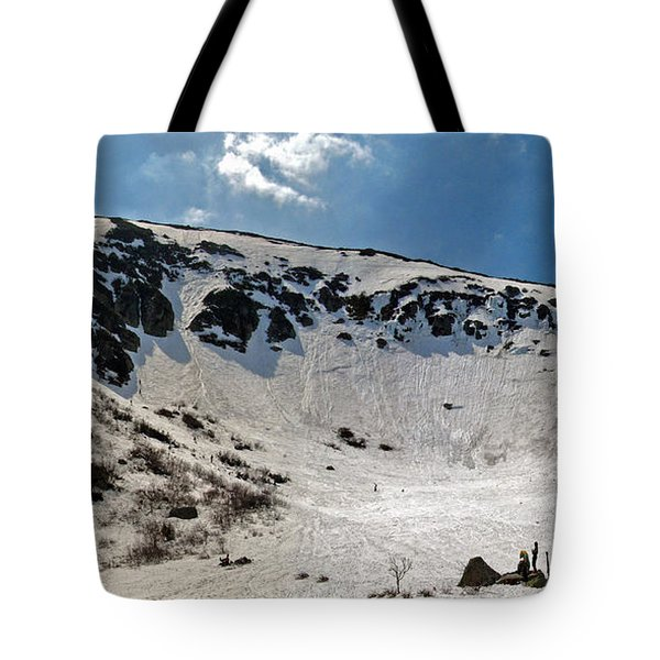 Tuckermans Ravine Tote Bag