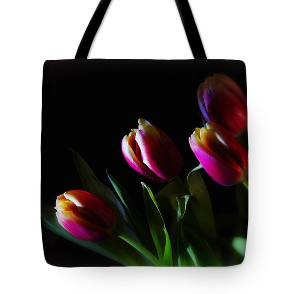 Tulip Dream Tote Bag