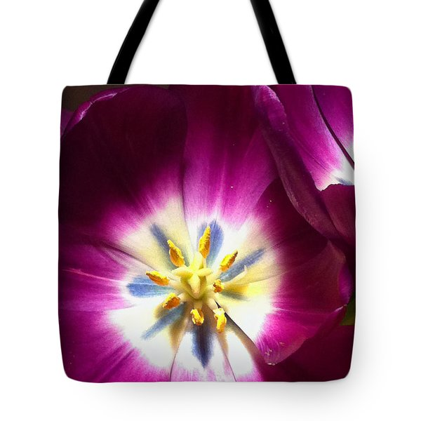 Tulip Overture Tote Bag