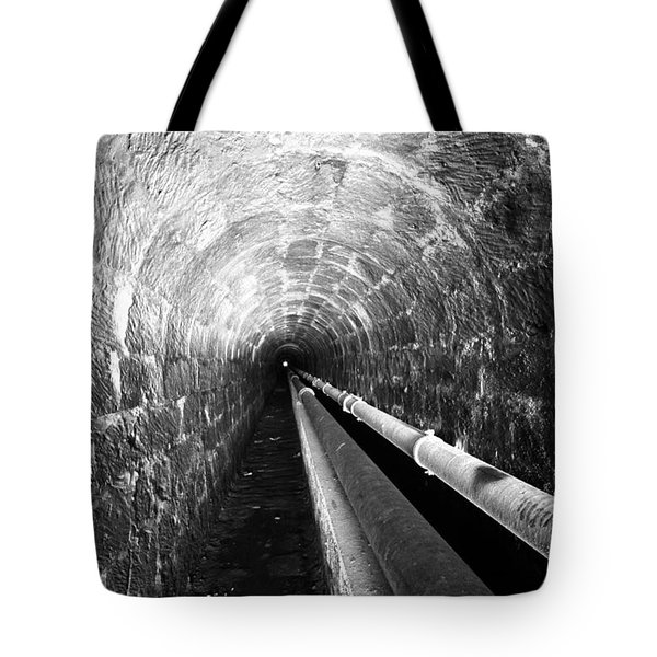 Tunnel Tote Bag by Gaspar Avila
