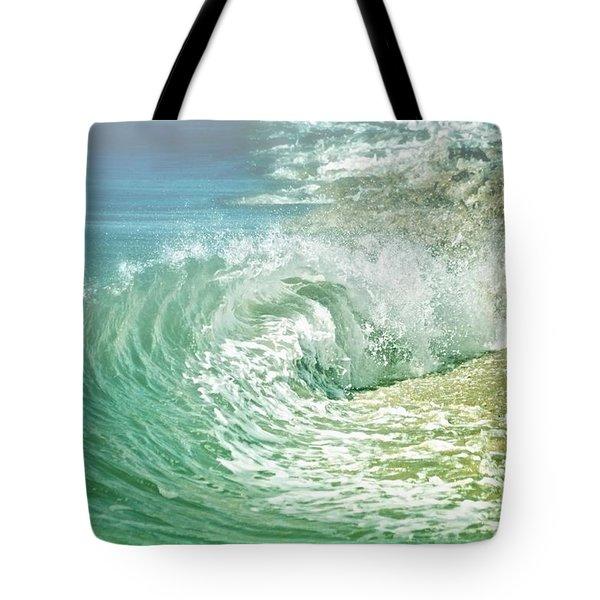 Turbulent Tote Bag
