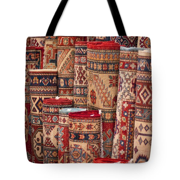 Turkish Carpets Tote Bag