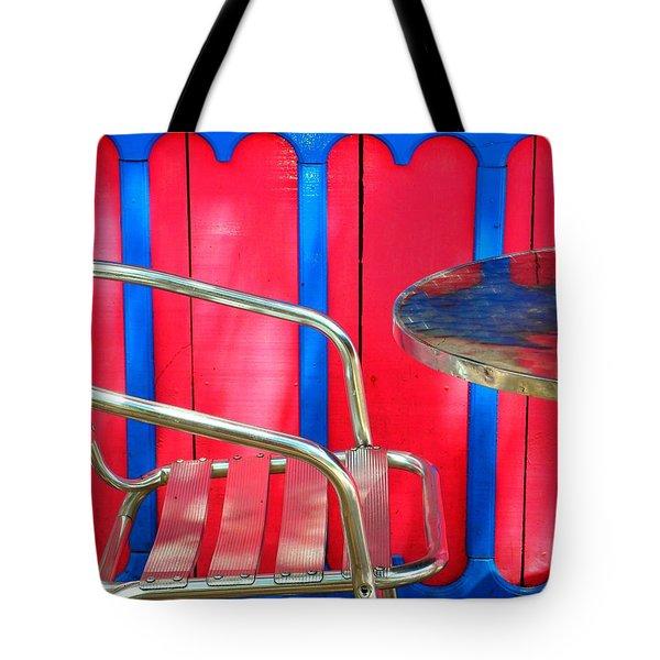 Tuscadero Tote Bag by Skip Hunt