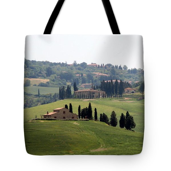 Tuscany Tote Bag by Carla Parris