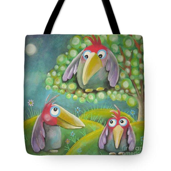 'tweet' Tote Bag