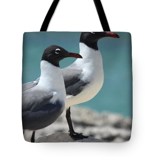 Tote Bag featuring the photograph Twins by Patrick Witz