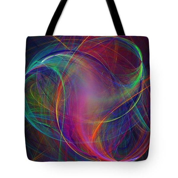 Twist Tote Bag