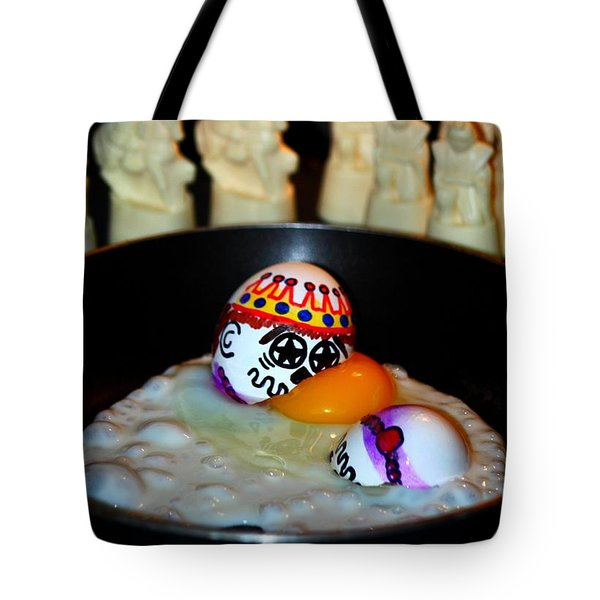 Twisted Rhymes Tote Bag by Patrick Witz