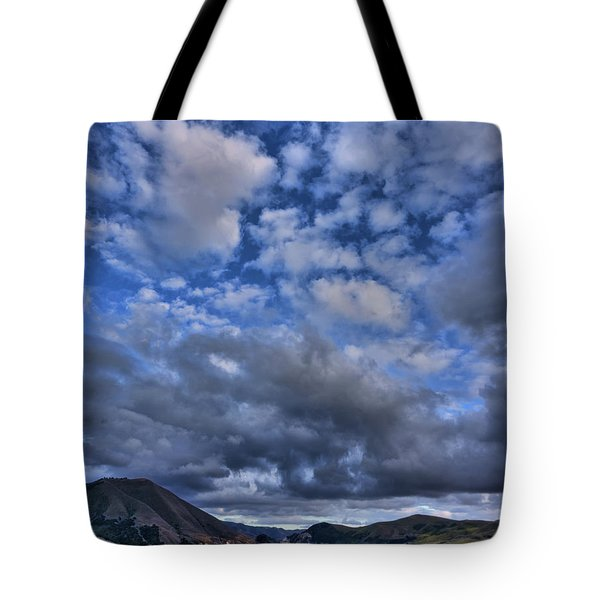 Twitchell Reservoir  Tote Bag