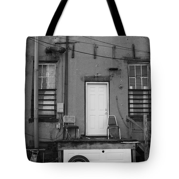Two Doors Tote Bag