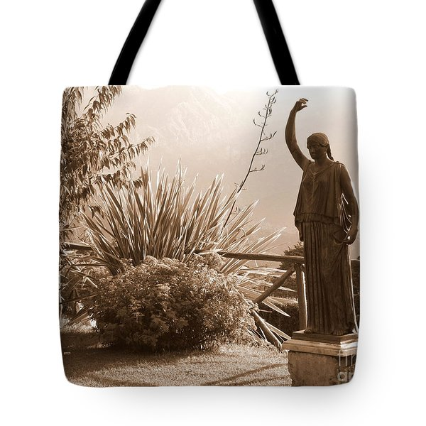Two Graces Tote Bag by Tanya  Searcy