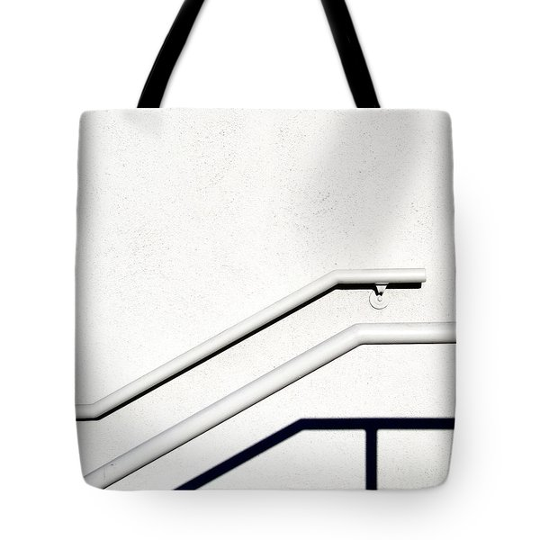 Two Rails Tote Bag