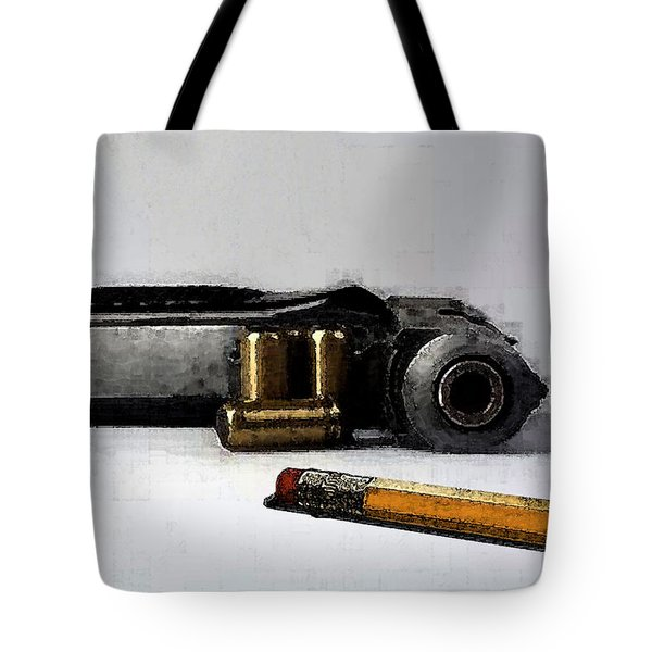 Two Rights Tote Bag