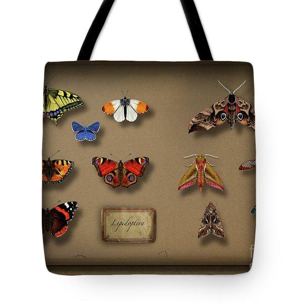 Uk Butterflies Uk Moths - British Butterflies British Moths - European Butterflies  European Moths Tote Bag