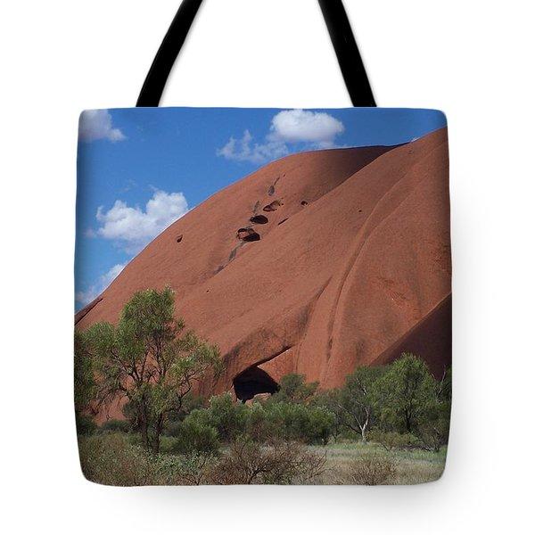 Ularu Tote Bag