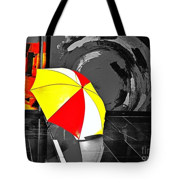 Umbrella 2 Tote Bag