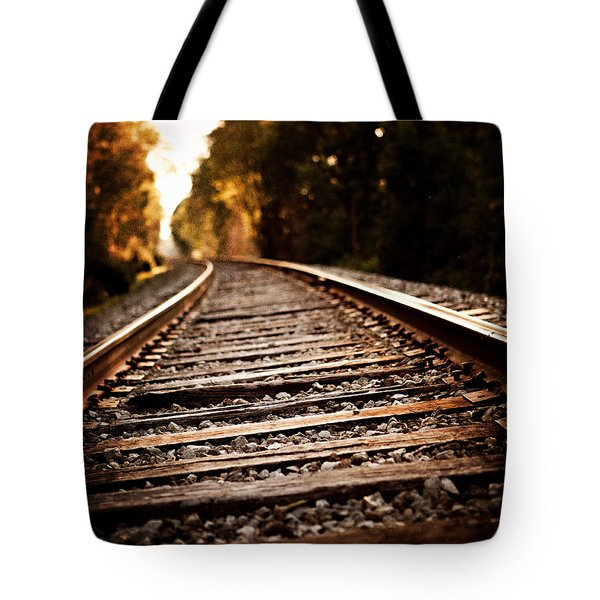 Unbounded Tote Bag by Lisa Russo