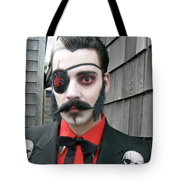 Uncle Eerie Tote Bag by Pamela Patch