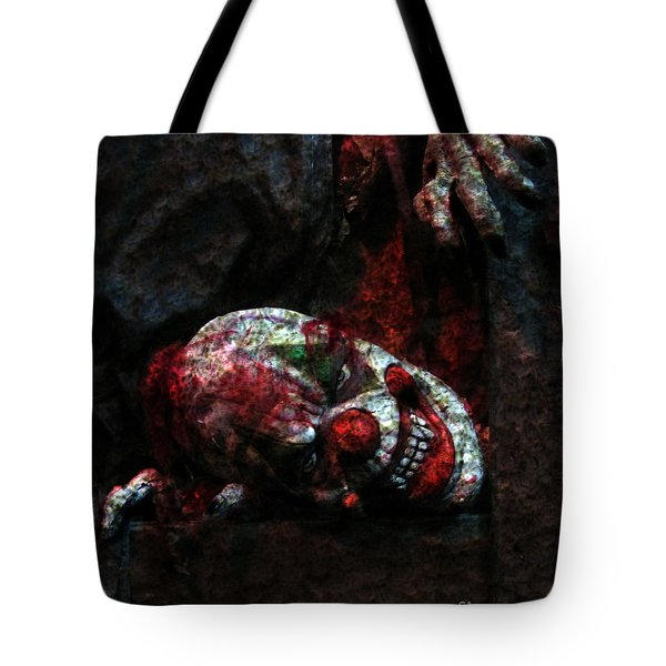 Uncle Giggles Tote Bag