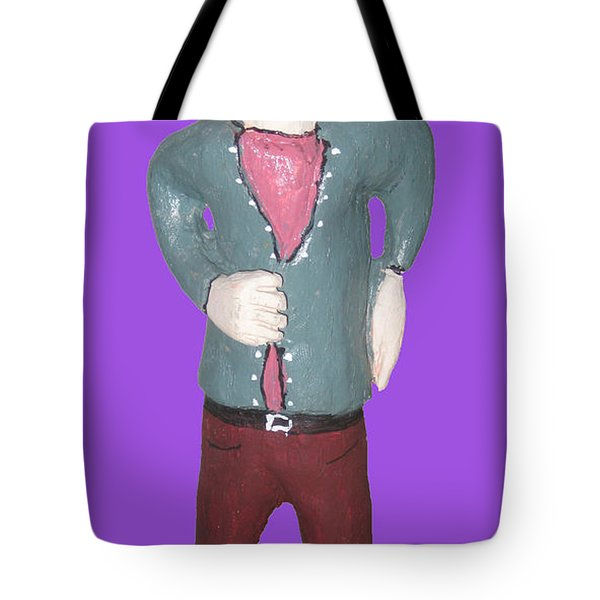 Uncle Tom Tote Bag by Robert Margetts