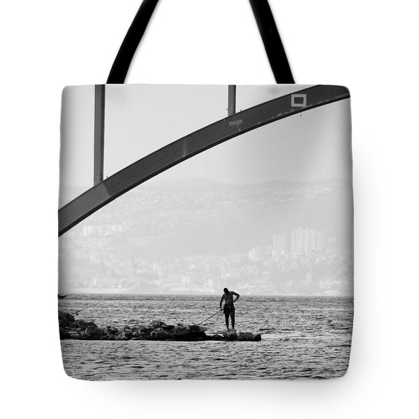 Under The Bridge 2 Tote Bag