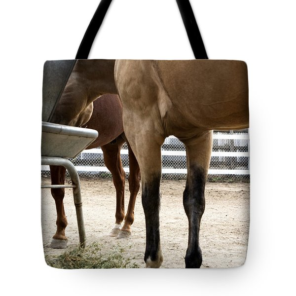 Tote Bag featuring the photograph Underfoot by Lorraine Devon Wilke