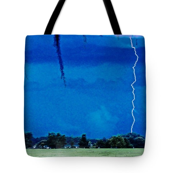 Tote Bag featuring the photograph Underneath- My Fears by Janie Johnson