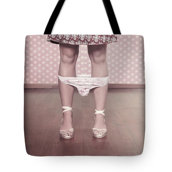 Underpants Tote Bag by Joana Kruse
