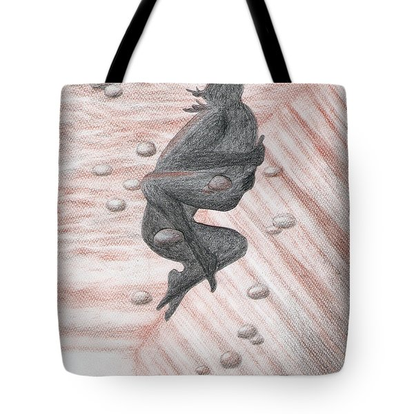 Underwater Embrace Tote Bag