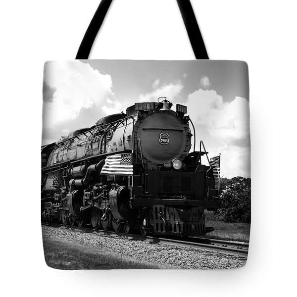 Union Pacific 3985 Tote Bag