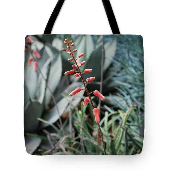 Tote Bag featuring the photograph Unique Flower by Jennifer Ancker