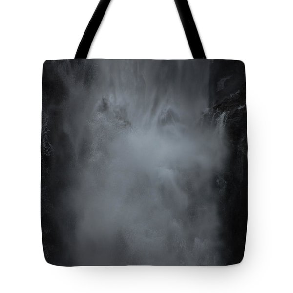 Untapped Power Tote Bag