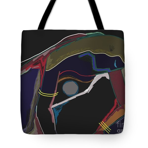 Untitled 17 Tote Bag