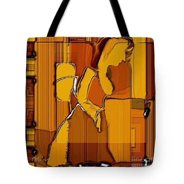 Untitled 191 Tote Bag by Nedunseralathan R