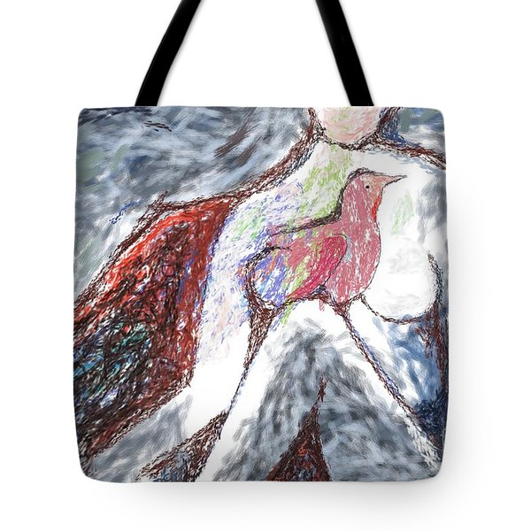 Untitled 6 Tote Bag