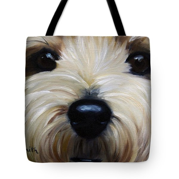 Up Close And Personal IIi Tote Bag by Mary Sparrow