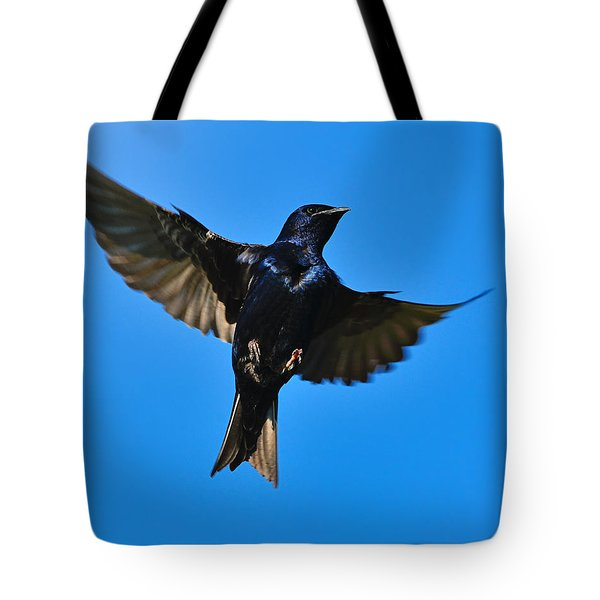 Up Tote Bag by Tony Beck