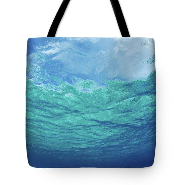 Upward To Surface Tote Bag by Don King - Printscapes