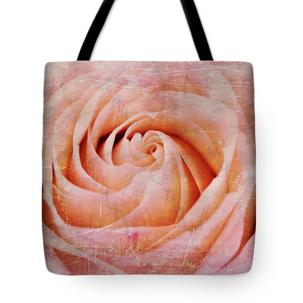 Urban Bloom Tote Bag by Elizabeth Budd