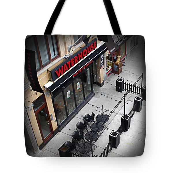 Urban Life Tote Bag by Milena Ilieva